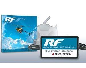 RealFlight 7.5 + Interface