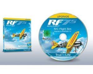 RealFlight 7.5 Upgrade G4/G5/6