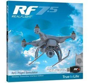 RealFlight 7.5 wireless interface