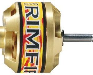 Rimfire .10 (35-30-1250) harjaton sähkömoottori