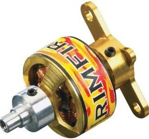 Rimfire 200 (18-06-2400) harjaton sähkömoottori