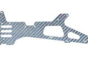 Runko alempi vasen 1mm Belt-CP/v2