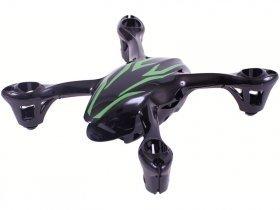 Runko musta/vihreä Hubs X4 camera