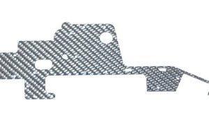 Runko ylempi oikea 1mm Belt-CP