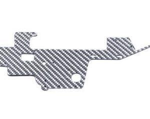 Runko ylempi vasen 1mm Belt-CP/v2