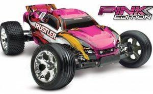 Rustler 2WD Rosa 1/10 Traxxas