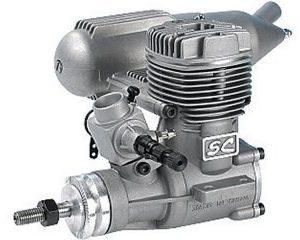SC 46 Lennokkimoottori
