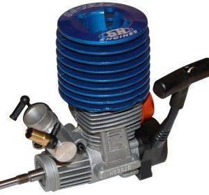 SH21 Metanolimoottori 3