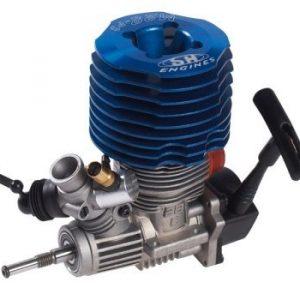 SH28 metanolipolttomoottori 4