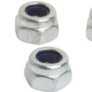 Sword RH5103 Nylon Lock Nut M4 6pcs