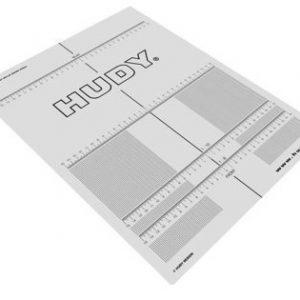 Tarra Set Up-levy 1/10-1/8 Track HUDY