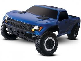 Traxxas Slash F-150 SVT Raptor