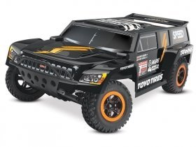 Traxxas Slash Robby Gordon Dakar Edition
