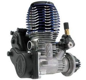 Traxxas TRX 2.5R Metanolimoottori 2