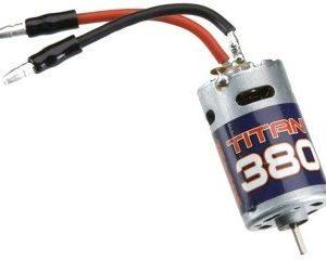 Traxxas Titan 380 sähkömoottori