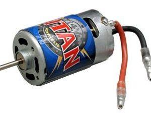 Traxxas Titan 550 sähkömoottori