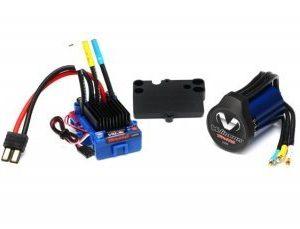 Traxxas Velineon VXL-3s moottorijärjestelmä
