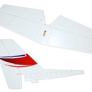 Vakaajaevä & Pyrstöevä Cessna 480 P&C