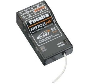 Vastaanotin R6106HF Futaba