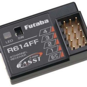 Vastaanotin R614FF Futaba
