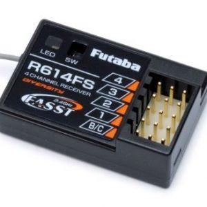 Vastaanotin R614FS Futaba