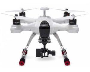 Walkera QR X350 Premium GoPro förberedd