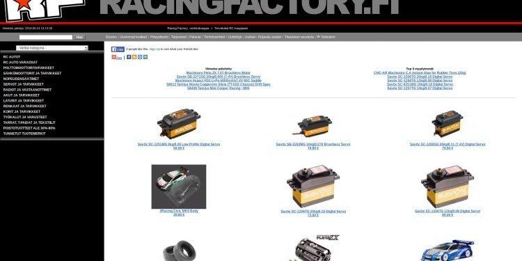 Racing Factory